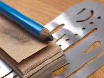Projets d'instrument Images libres de droits