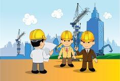 Projets de propriété illustration libre de droits