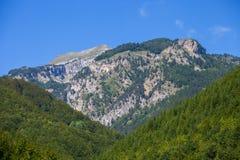 Prokletije national park Stock Photo