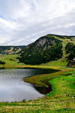 湖Prokosko 库存图片
