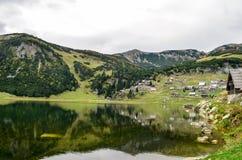 湖Prokosko 免版税库存图片
