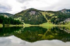 湖Prokosko 库存照片