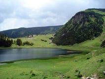 Prokosko lake Royalty Free Stock Photo