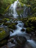 Prokurentów spadki, Środkowy Oregon fotografia stock