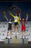 Prologue Podium, USA Pro Cycling Challenge Stock Image