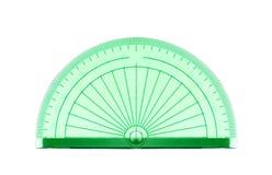 prolongador transparente verde aislado fotos de archivo