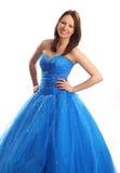 Prom or Bridesmaid dress Stock Photos