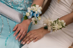 Prom Corsages Stock Images