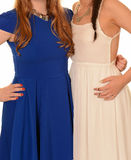 Prom Dresses Stock Photos