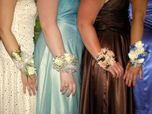 Prom Night Stock Images