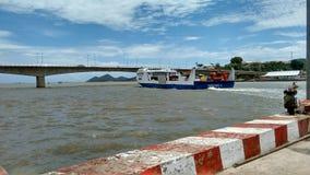 Prom Opuszcza schronień brzęczenia Tien Phu Quoc Obrazy Stock