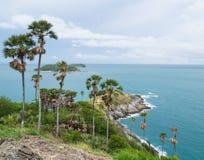 Prom Thep Cape. Phuket island, Thailand. Royalty Free Stock Photos