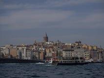 Prom w Bosphorus Fotografia Stock