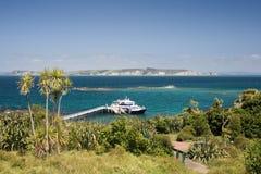 prom wyspa Zdjęcie Royalty Free