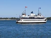 prom wyspa Toronto Zdjęcie Royalty Free