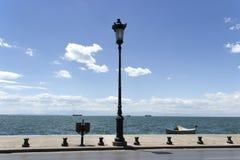 promenada Thessaloniki zdjęcia stock
