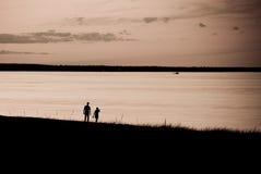 Promenade photo stock