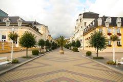 Promenade Lizenzfreie Stockfotos