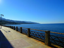 promenade Fotografie Stock