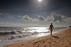Promenade Photographie stock libre de droits