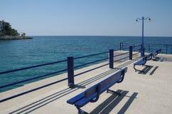 Promenade Royalty-vrije Stock Afbeeldingen