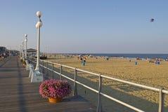 Promenade Avon durch das Meer Lizenzfreie Stockfotografie