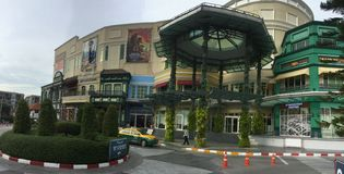 The Promenade Bangkok Shopping Mall Stock Images