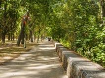'promenade' - Burgos Fotos de archivo libres de regalías
