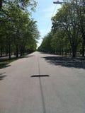 Promenade Calmy images libres de droits
