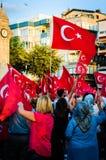 Promenade commémorative de paix photographie stock libre de droits