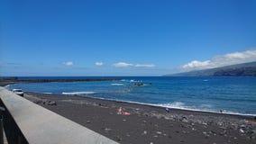 'promenade' costera en Tenerife Imagenes de archivo