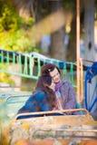 Promenade d'après-midi Image stock