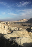 Promenade dans le désert Images libres de droits