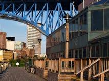 Promenade de Cleveland Photos libres de droits