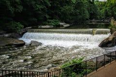Promenade de fleuve Photo libre de droits