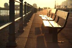 Promenade de Hastings Images stock