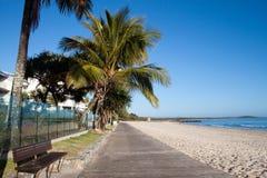 Promenade de Noosa Images stock