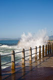 Promenade de point de mer Images stock