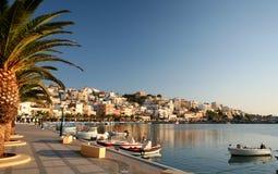 'promenade' de Sitia Imagen de archivo