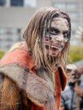 Promenade de zombi Image libre de droits