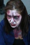 Promenade de zombi de Belgrade Photo stock