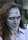 Promenade de zombi de Belgrade Photos libres de droits