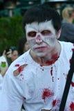 Promenade de zombi de Belgrade Photos stock
