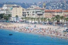 Promenade des Anglais, θάλασσα, παραλία, νερό, σώμα του νερού Στοκ φωτογραφία με δικαίωμα ελεύθερης χρήσης
