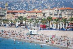 Promenade des Anglais, παραλία, σώμα του νερού, νερό, θάλασσα Στοκ Φωτογραφίες