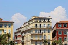 Promenade des Anglais Στοκ φωτογραφία με δικαίωμα ελεύθερης χρήσης