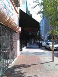 Promenade du centre photographie stock libre de droits