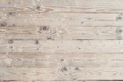 Promenade en bois et arénacée Images libres de droits