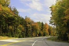 Promenade en voiture colorée Photographie stock