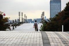 'promenade' grande en Tokio Fotografía de archivo libre de regalías